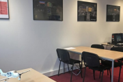 New office at EHRD